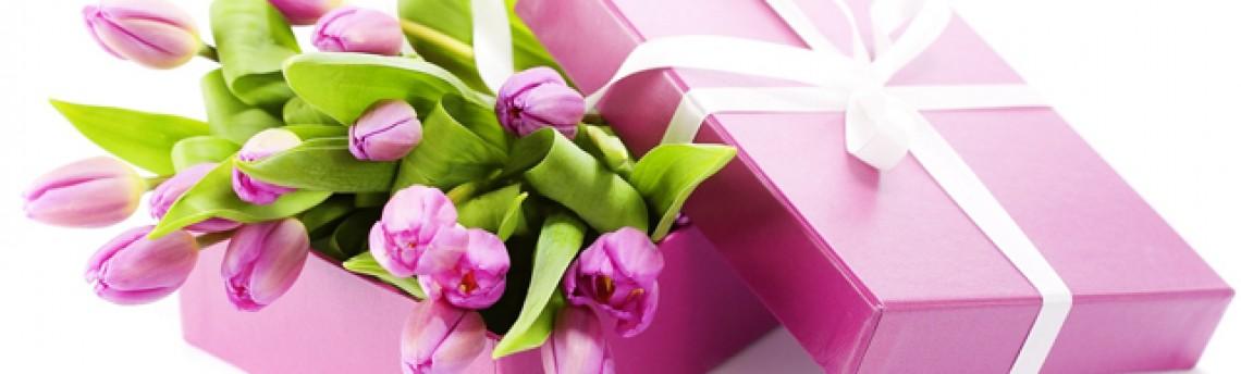 З 8 березня Вас дорогі жінки!