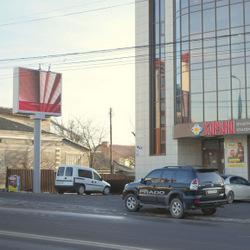 Led екран на Бандери, Тернопіль